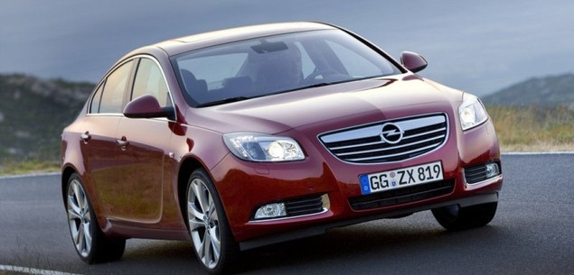 Opel Insignia. Zapomnieć o Vectrze...