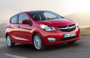 Opel Karl Ecoflex. Nowość