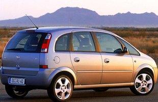 Samochód zadebiutował w końcu 2002 roku
