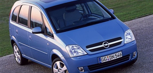Opel Meriva. Mały nie znaczy ciasny!