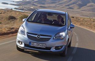 Opel Meriva z nowym silnikiem