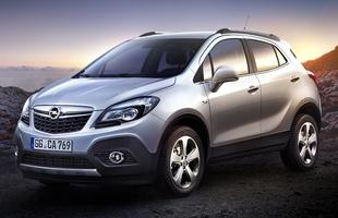 Opel Mokka - nowy, mały SUV