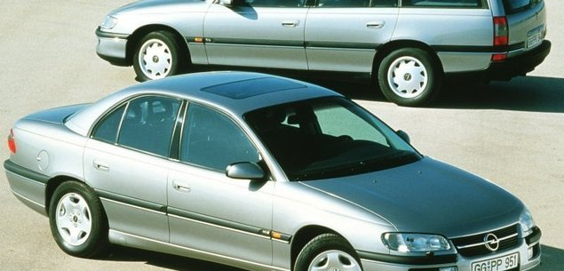 Opel Omega B - duże auto, duży kłopot?