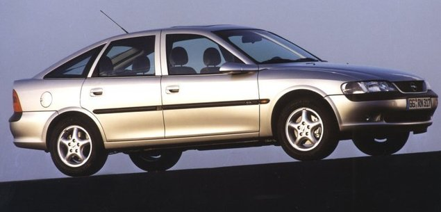 Opel Vectra B - używany bestseller