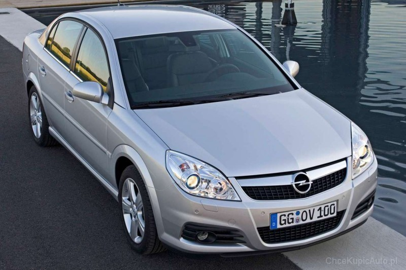 Opel Vectra C - ten już nie zardzewieje!