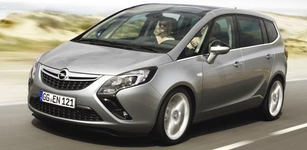 Opel Zafira - dobry dla rodziny