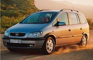 Opel Zafira I. Dobre auto za dobrą ceną!