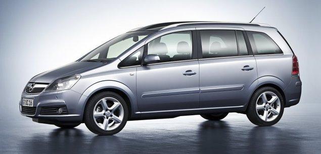 Opel Zafira II - najlepiej z dieslem