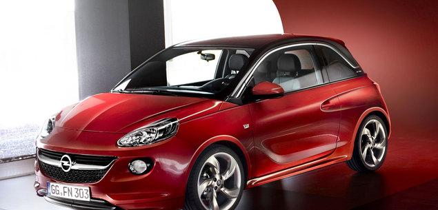 Oto Adam. Nowy najmniejszy Opel!