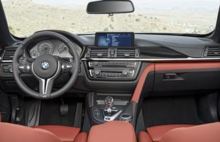 Oto BMW M4 kabriolet!