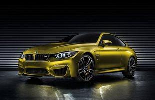 Oto BMW M4, czyli następca M3