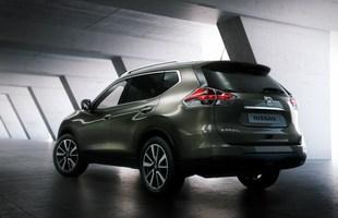 Oto całkowicie nowy Nissan X-Trail