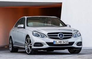 Mercedes klasy E AMG