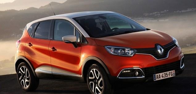 Oto ceny Renault Captur