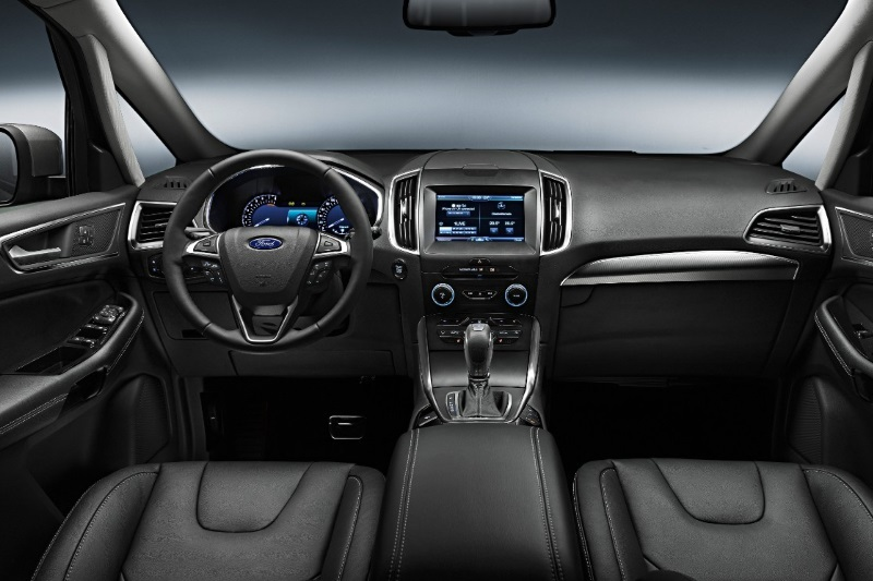 Oto Ford S-Max drugiej generacji