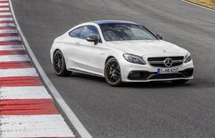 Oto Mercedes-AMG C 63 Coupe