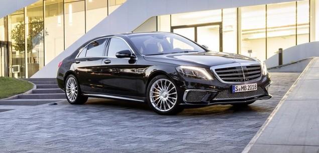 Oto Mercedes S65 AMG!