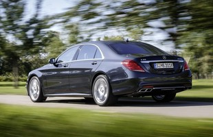 Nowy Mercedes S65 AMG