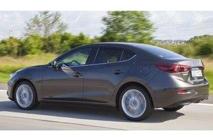 Oto nowa Mazda3 sedan