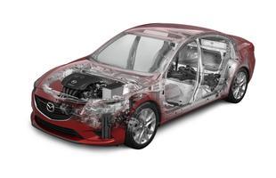 Oto nowa Mazda6