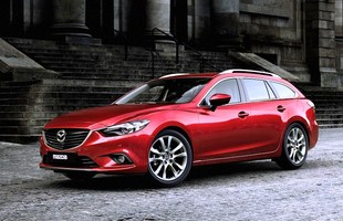 Oto nowa Mazda6 kombi