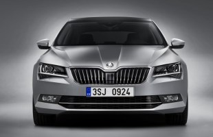 Oto nowa Skoda Superb!