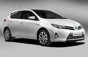 Oto nowa Toyota Auris. Podoba ci się?