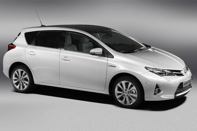 Nowa Toyota Auris Zdjęcie 2 Chceauto Pl