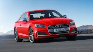 Oto nowe Audi A5 i S5