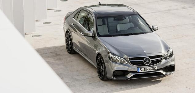 Oto nowe Mercedesy: E63 AMG  oraz CLS 63 AMG!