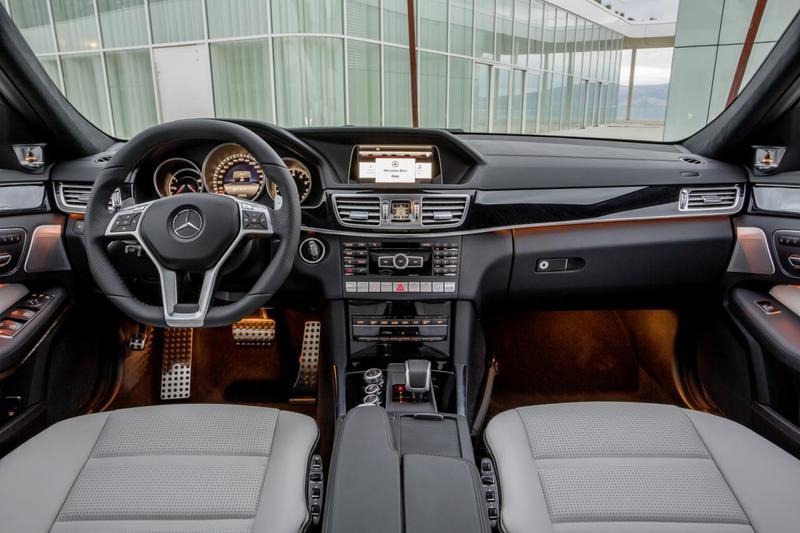 Wn Trze Mercedesa E63 Amg Zdj Cie 8