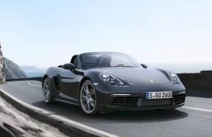 Oto nowe Porsche Boxster!