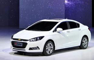 Oto nowy Chevrolet Cruze