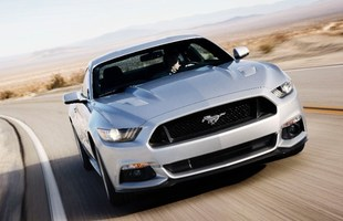 Oto nowy Ford Mustang!