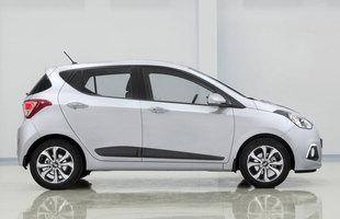 Oto nowy Hyundai i10
