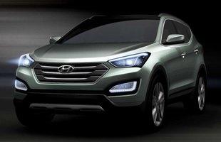 Oto nowy Hyundai Santa Fe