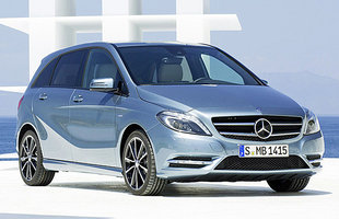Oto nowy Mercedes klasy B