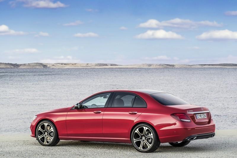 Oto nowy Mercedes klasy E