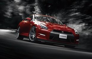 Nissan GT-R model roku 2014