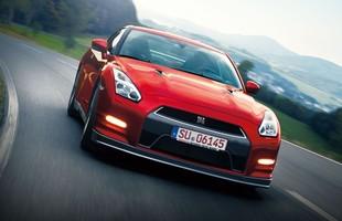 Oto nowy Nissan GT-R
