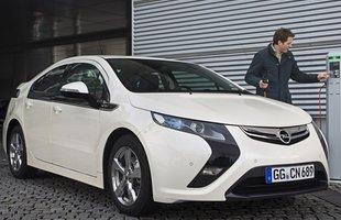 Samochód Roku 2012 - Opel Ampera