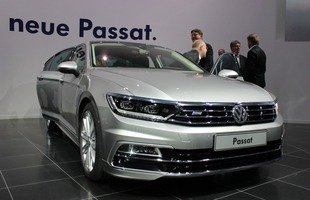 Oto Volkswagen Passat B8