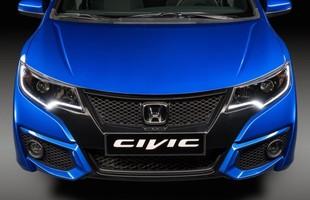 Paryż: Nowa Honda Civic Sport