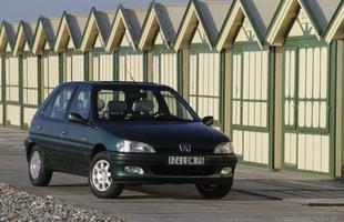 Peugeot 106. Do miasta za grosze