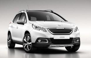 Peugeot 2008. Mały globalny crossover