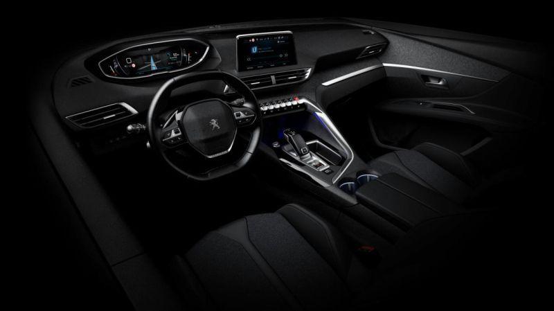 Peugeot i-Cockpit w drugiej odsłonie