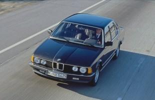 Pięć generacji BMW serii 7