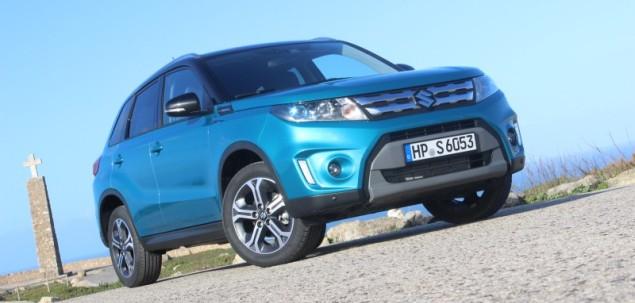 Pierwsza jazda: Suzuki Vitara