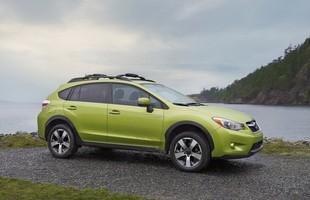 Pierwsze w historii hybrydowe Subaru