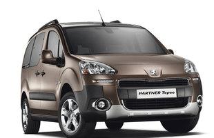 Pierwsze zdjęcia. Nowy Peugeot Partner
